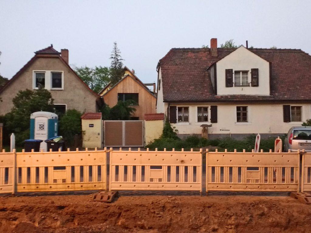 Häuser in der Talstraße | © Lea Köhler